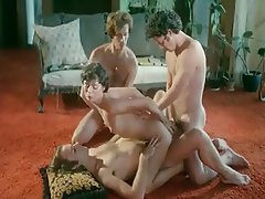 Double Penetration, Group Sex, Hardcore, Pornstar, Vintage