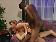 Double Penetration, Group Sex, Hairy, Pornstar, Vintage