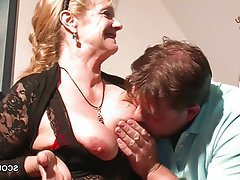 German, Hardcore, Lingerie, MILF, Old and Young
