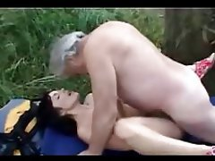Babe, Blowjob, Brunette, Creampie, Old and Young