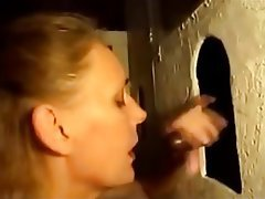 Amateur, Blowjob, Gloryhole