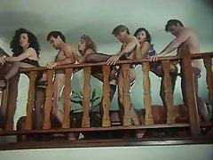 Group Sex, Hardcore, Orgy, Teen, Vintage