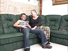 Cumshot, Hairy, Mature, Old and Young, Granny