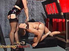 Femdom, MILF, Mistress, BDSM, Stockings
