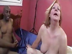Big Boobs, Big Cock, Cumshot, Granny, Hardcore