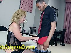 Amateur, Mature, Creampie, Interracial, Old and Young