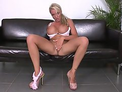 Babe, Beauty, Big Tits, Blonde, Blowjob
