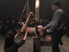 Anal, BDSM, Brunette, Rough