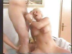 Amateur, Cumshot, Facial, Group Sex, Mature