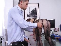 Ebony, Blowjob, Casting, Feet, Fetish