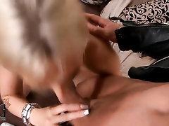 Babe, Big Cock, Blowjob, Cumshot, Handjob