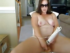 Amateur, Brunette, Masturbation
