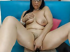 Big Boobs, Masturbation, Mature, MILF, Webcam