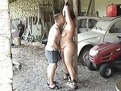 BDSM, Knechtschaft, Alt Und Jung, Orgasmus